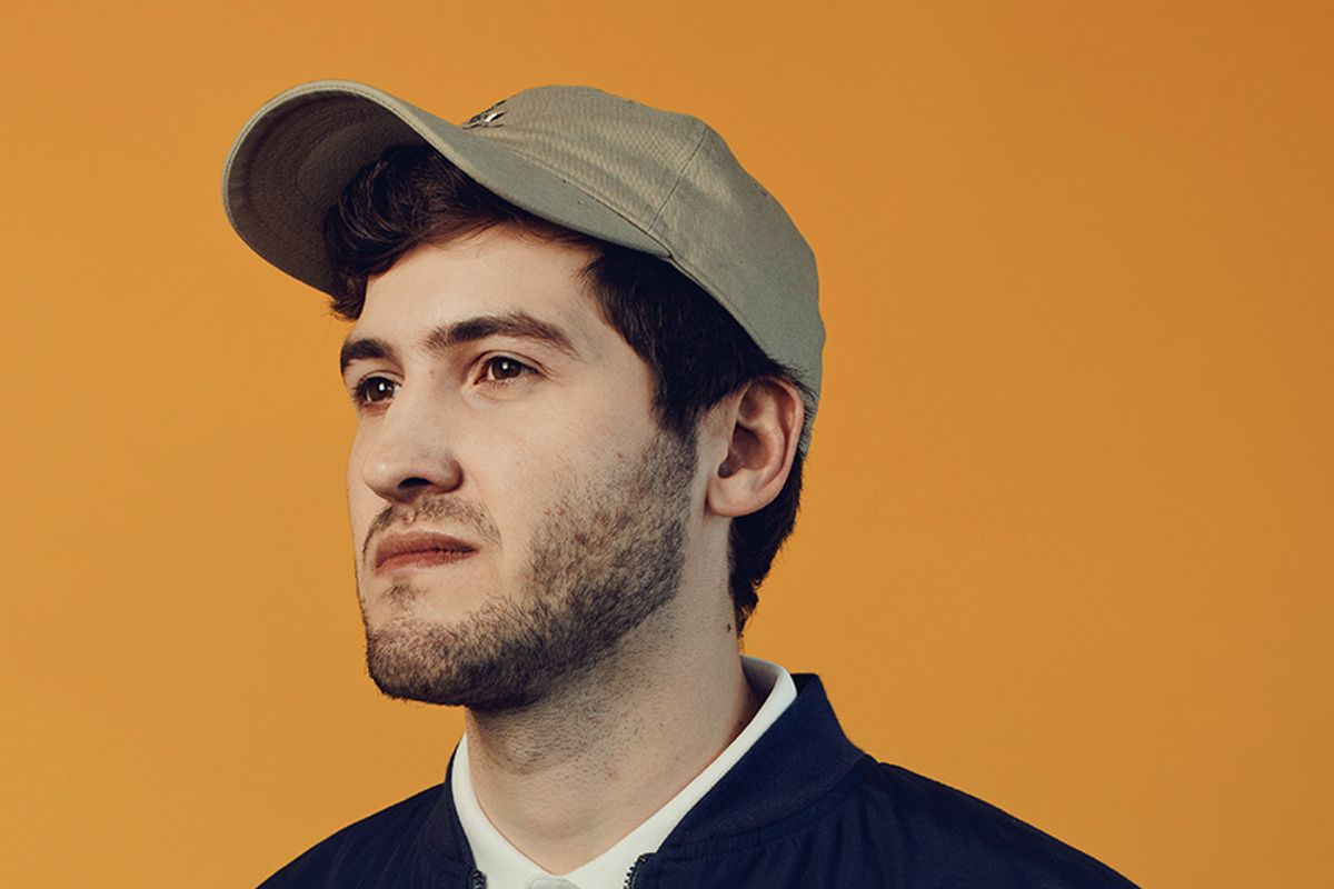 """""""Harlem Shake"""" Creator Baauer Is Ready to Move Beyond the Drop"""