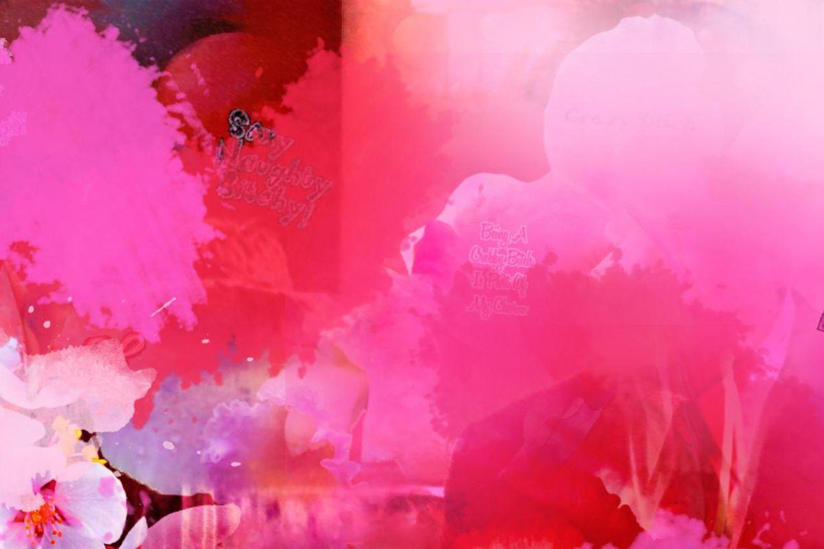"Carrie Sun, Miranda Rising: Molly Soda's Digital ""Sex and the City"" Paintings"