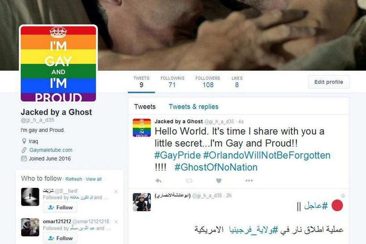 Anonymous Spammed ISIS With Gay Porn Following Orlando Attack