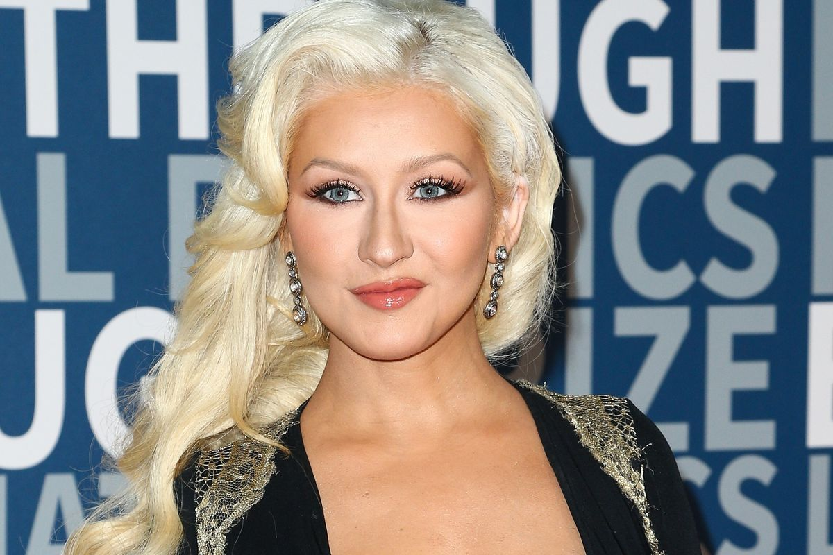 Listen To Christina Aguilera's Moving New Song Dedicated To The Victims Of Orlando