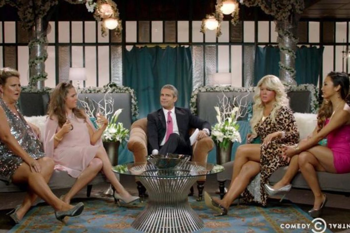 Andy Cohen Hosted the Brilliant, Explosive Season Finale of Inside Amy Schumer