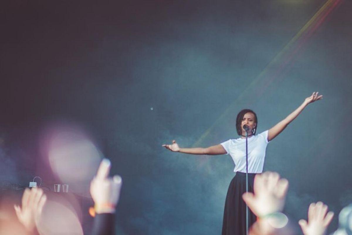 Kelela and Radiohead Make for an Emotional Secret Solstice Festival