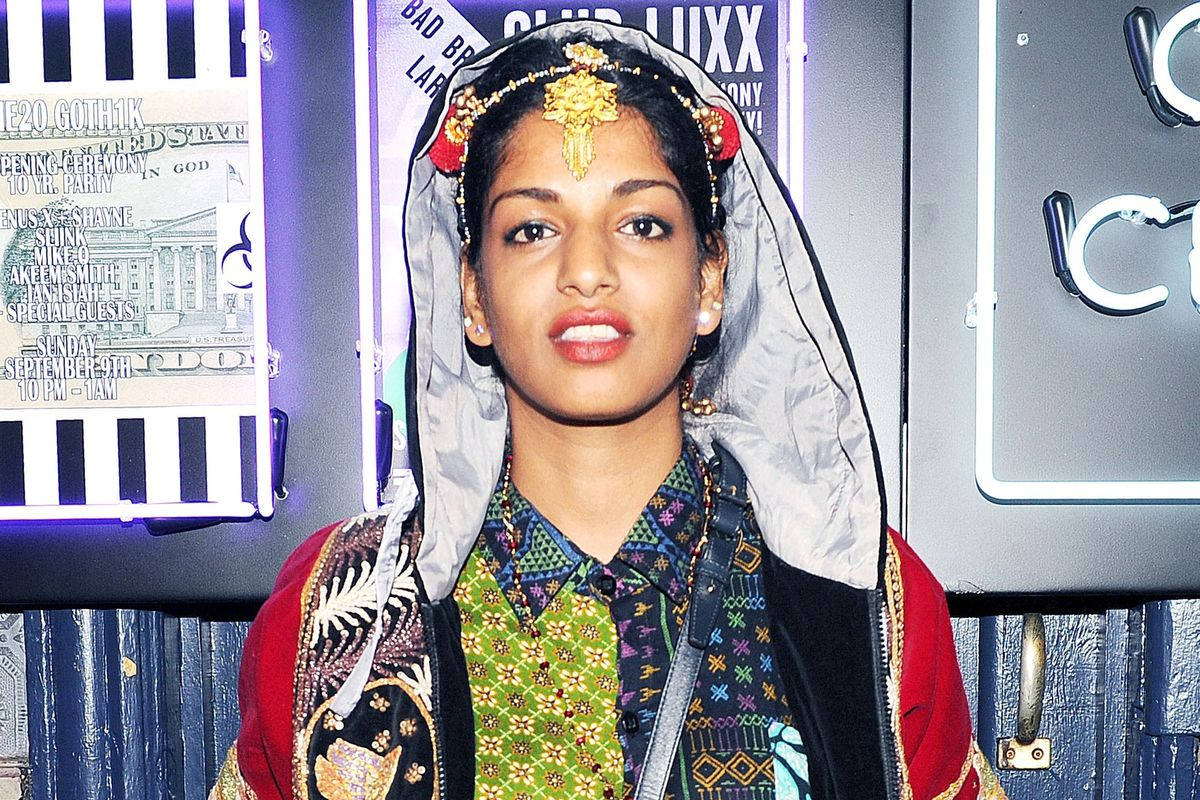 M.I.A. Says She's Not Doing Afropunk After Backlash Surrounding Her Recent Black Lives Matter Comments