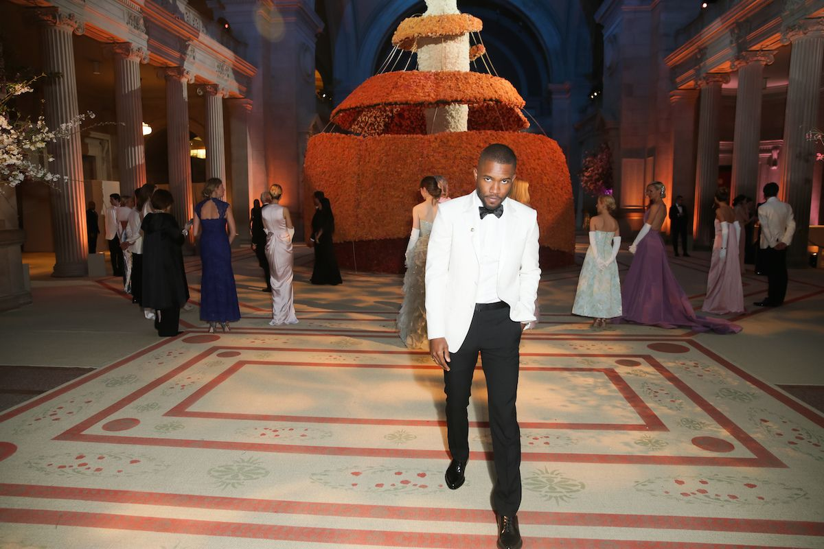 Frank Ocean Pens Letter of Solidarity With LGBT Community In Wake of Orlando Shooting