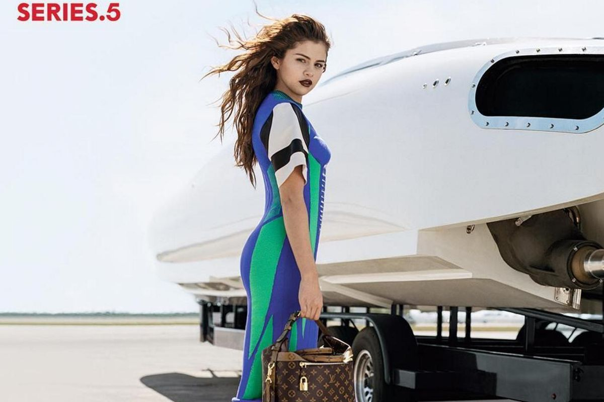 Selena Gomez is the Newest Face of Louis Vuitton