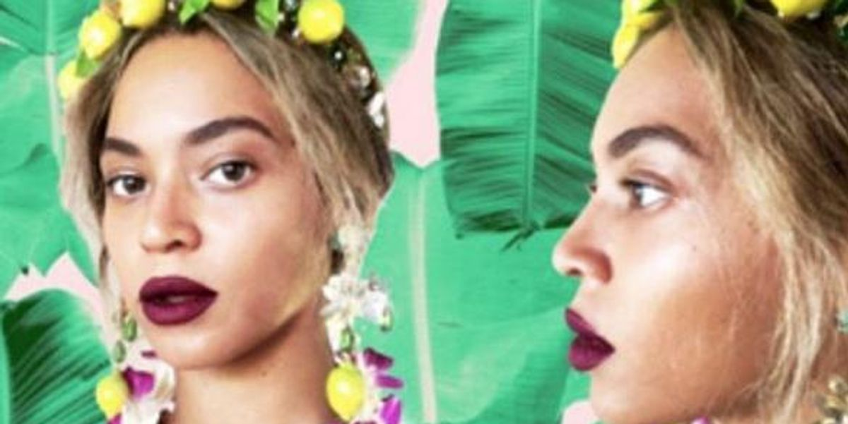 Beyoncé Wants You To Know She's Having A Great Time In Hawaii