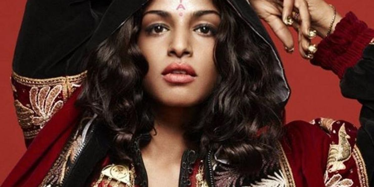 UPDATE: AFROPUNK Organizers Defend M.I.A. and Keep Her On Festival Lineup
