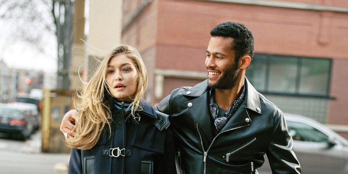 Gigi Hadid and Karlie Kloss Star In Versace's New Campaign, Shot By Bruce Weber in Chicago