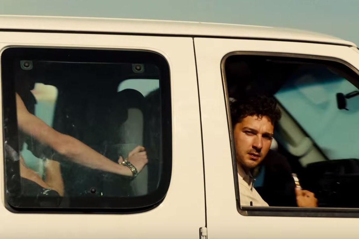 Watch Shia LaBeouf Get Into Some Shenanigans in American Honey trailer