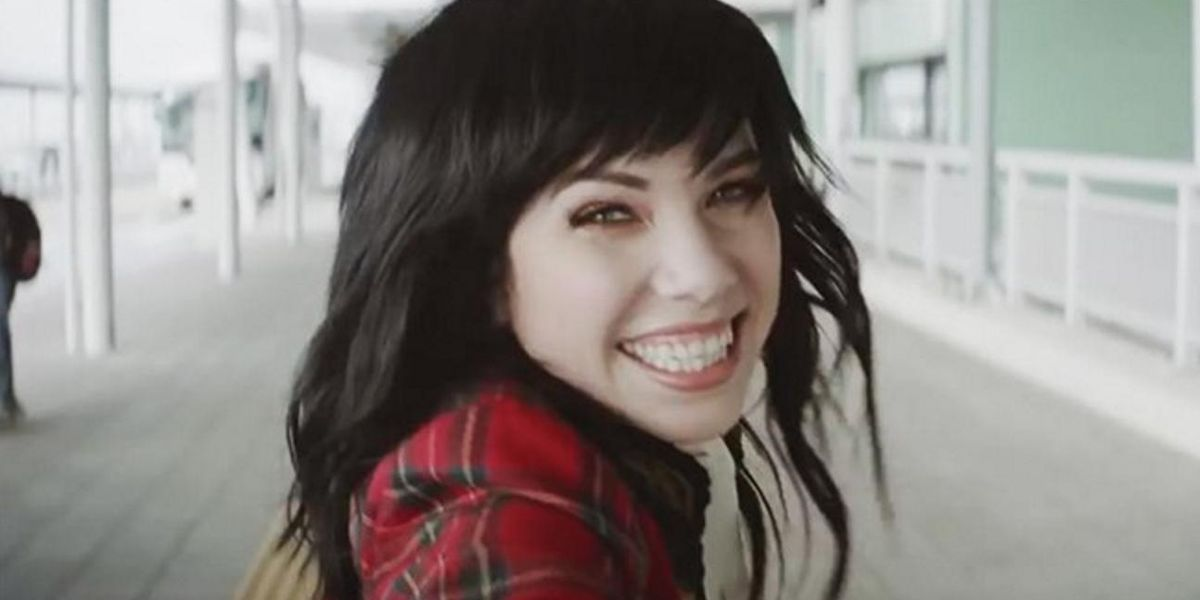 Watch Carly Rae Jepsen's Japanese Shampoo Commercial