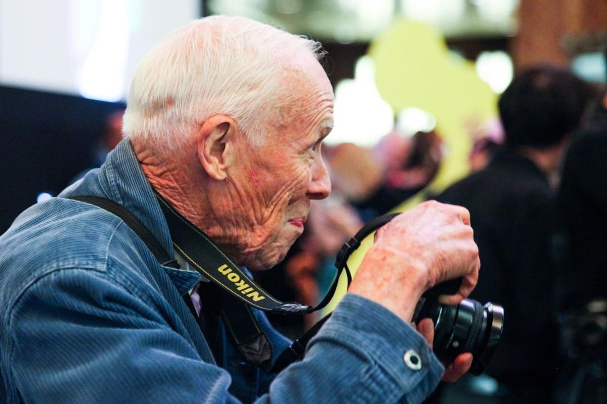 Bill Cunningham Has Suffered a Stroke