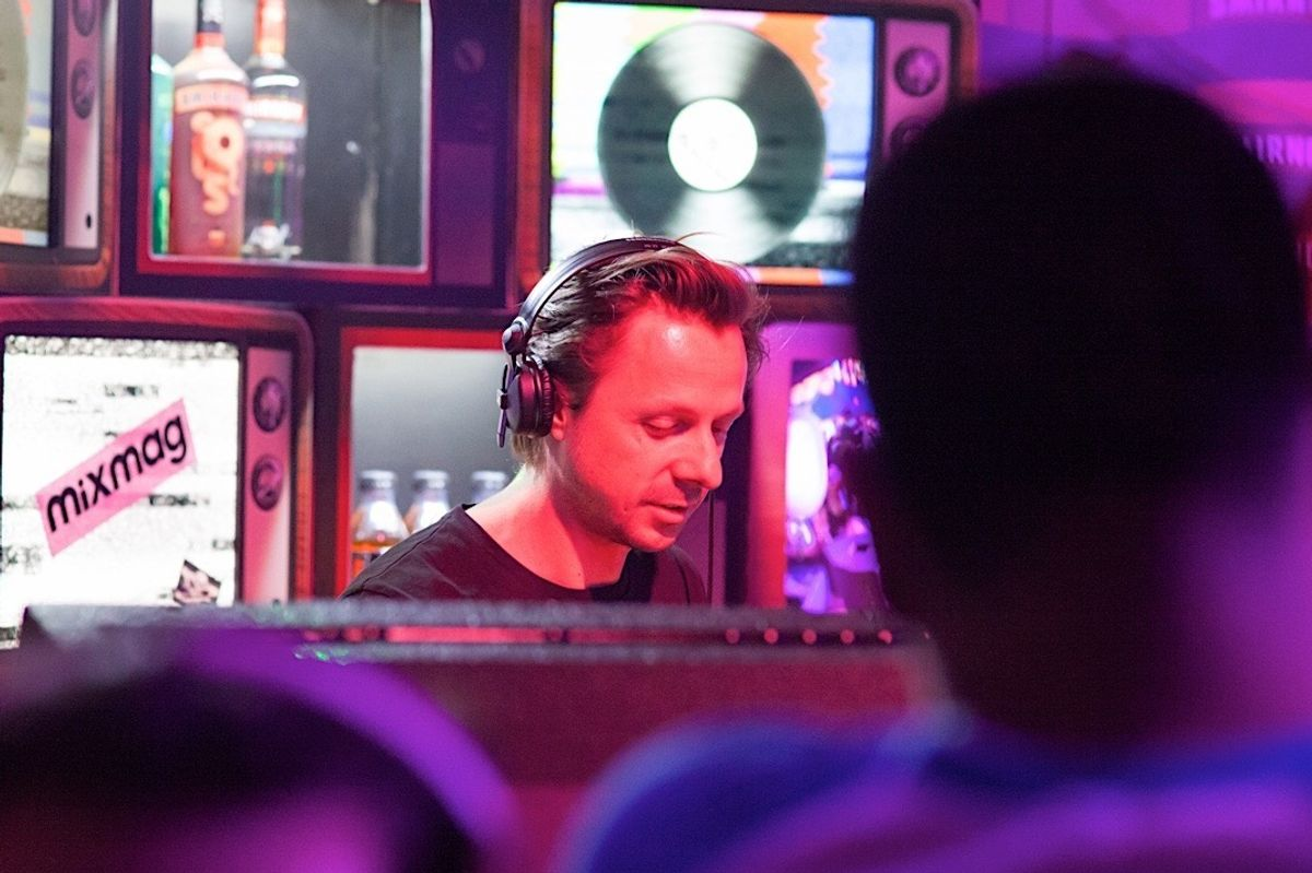 Martin Solveig Talks Madonna, Ibiza and Performing at EDC: Las Vegas