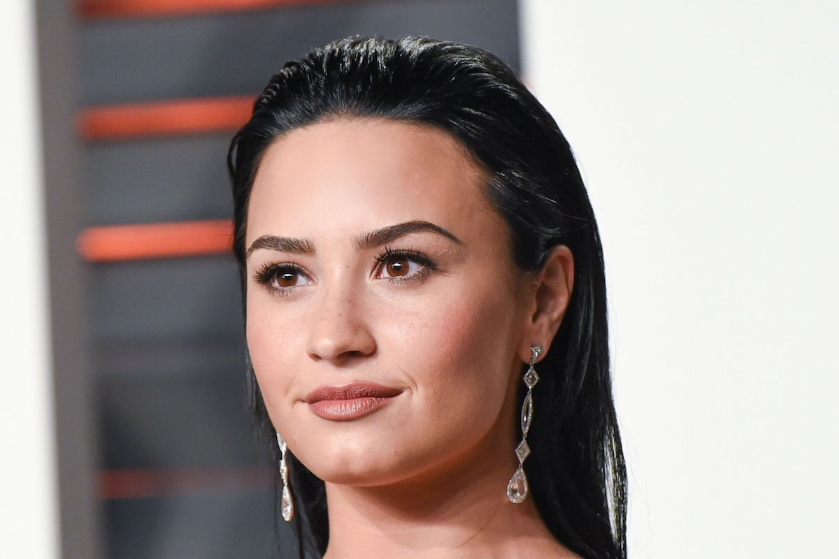 "Demi Lovato Laments Current State Of Culture In Series Of ""GOING THERE"" Tweets"