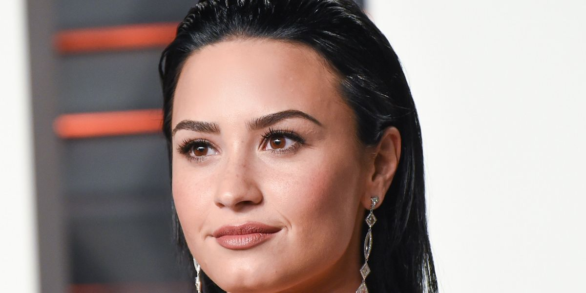 """Demi Lovato Laments Current State Of Culture In Series Of """"GOING THERE"""" Tweets"""