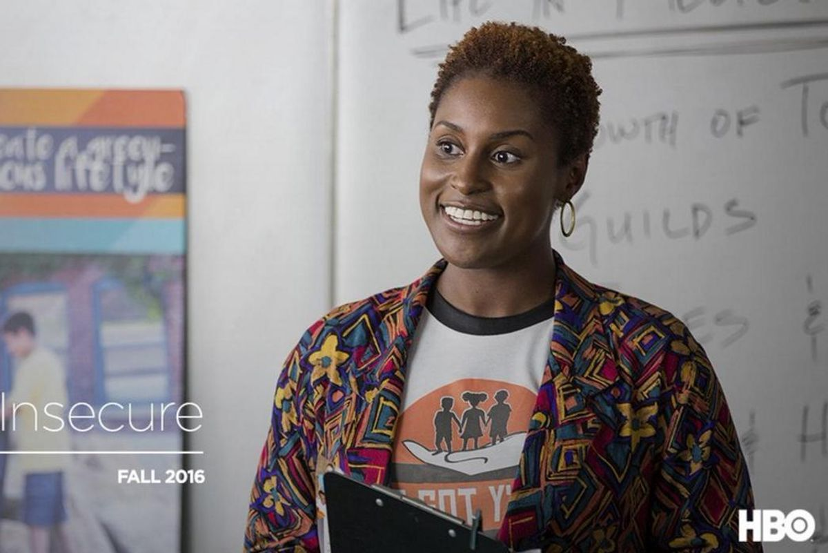 HBO RELEASES FIRST TEASER FOR ISSA RAE'S 'INSECURE'