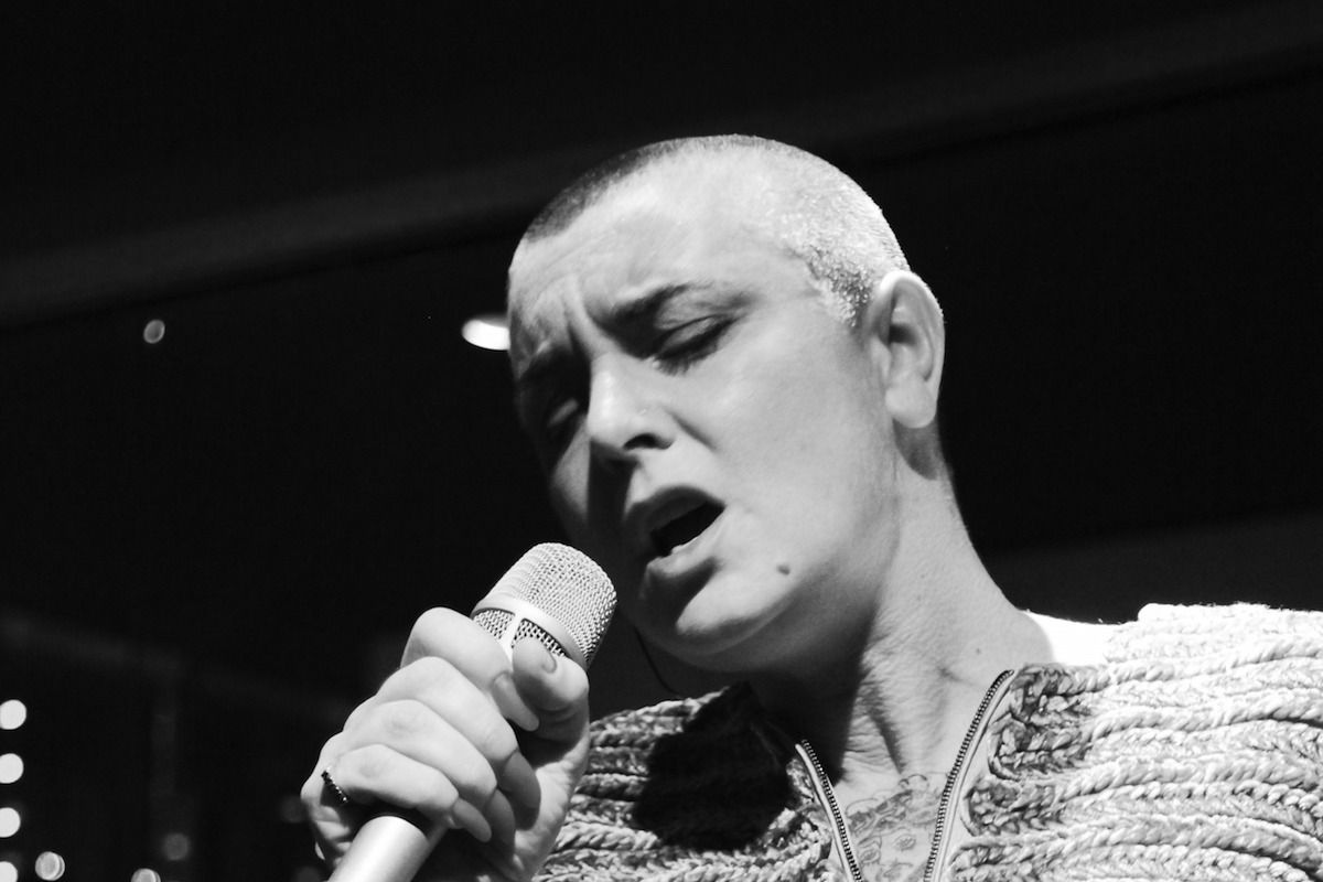 Sinead O'Connor Has Been Found After Going Missing Again In Chicago, Is On Suicide Watch