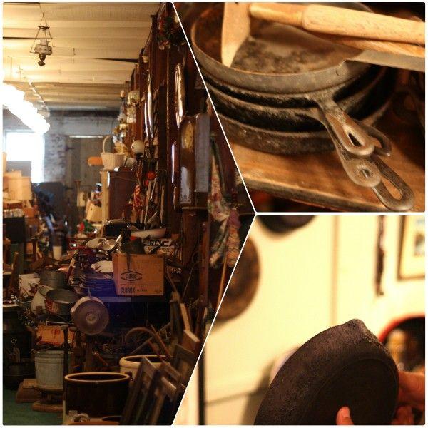 Restoring & Seasoning Cast Iron Pans - Tasting Room Blog by