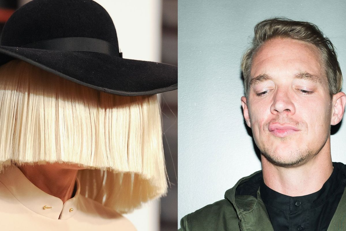"""Listen To Sia and Diplo's Soaring New Track """"Waving Goodbye"""""""