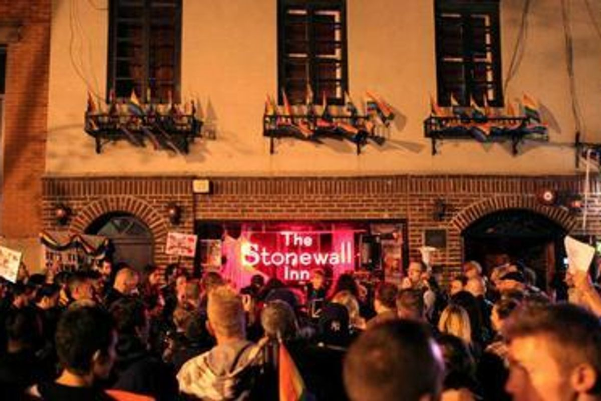 Obama Has Declared The Stonewall Inn The First National Monument Dedicated to LBGT Rights