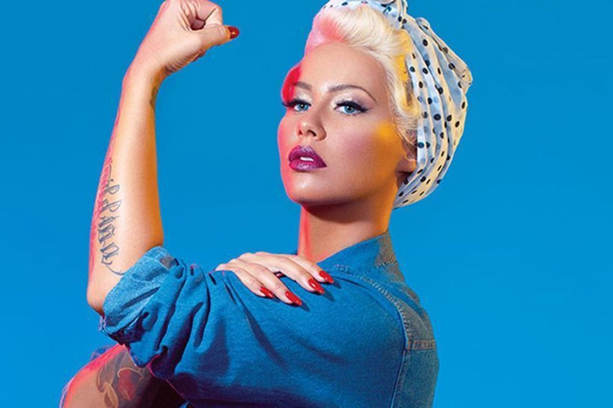 Watch The Trailer For Amber Rose's New Talk Show