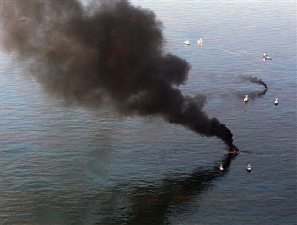 National Wildlife Federation Holds Symposium on Gulf Oil Disaster