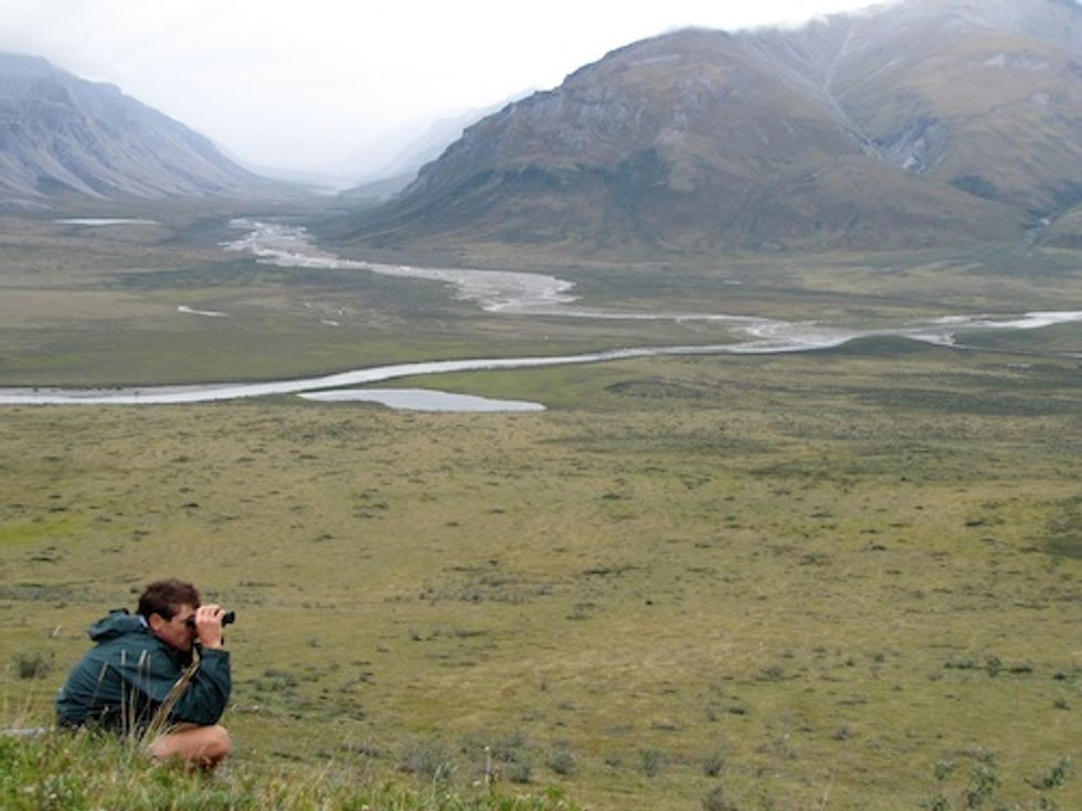 John Davis Approaches End of Historic Conservation Mission