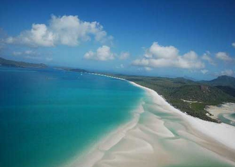 Queenslanders Support Visionary Protection for Coral Sea
