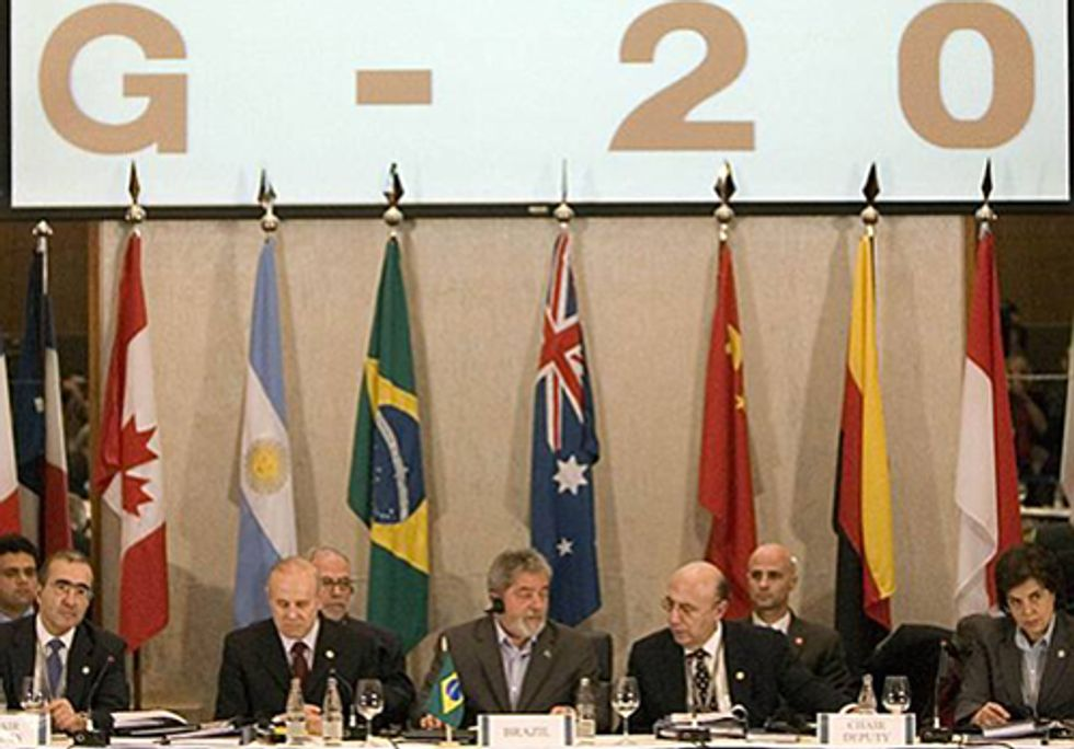 G20 Leaders—Cut Fossil Fuel Subsidies and Kick-Start Climate Fund