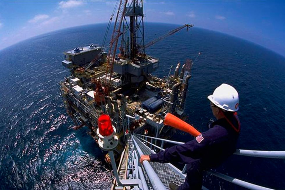 Offshore Oil Plan a Disaster for Wildlife and Climate