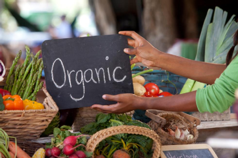 More Families Choosing Organic Foods