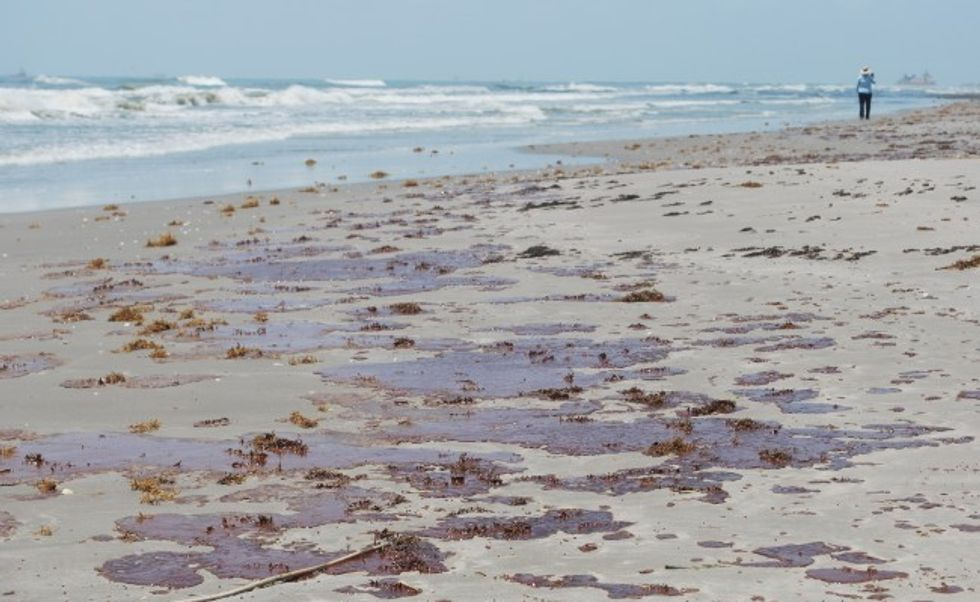 First Gulf Oil Lease Sale Approved Since BP Spill