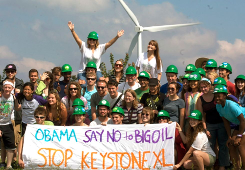 State Department Reevaluating Proposed Keystone XL Pipeline Due to Impacts on Climate Change