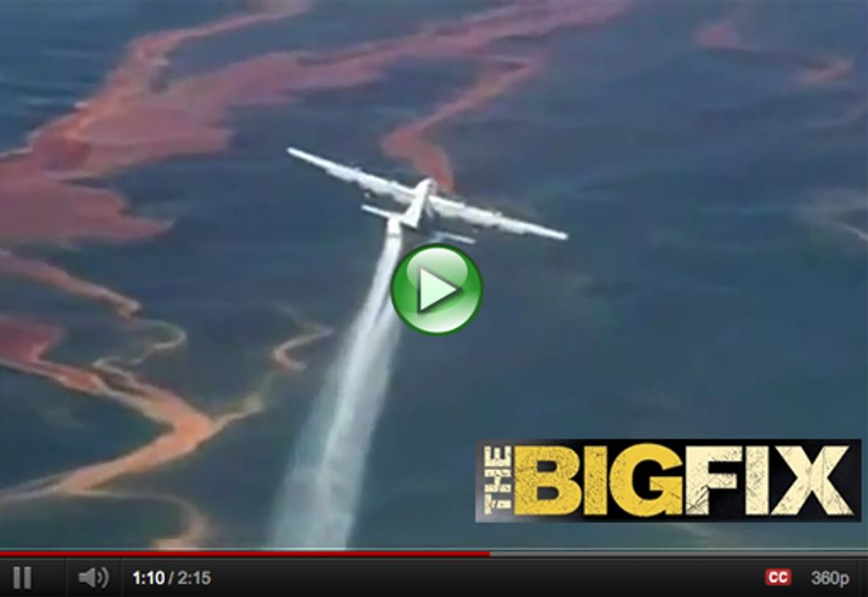The Truth Behind the BP Oil Spill Exposed in 'The Big Fix'