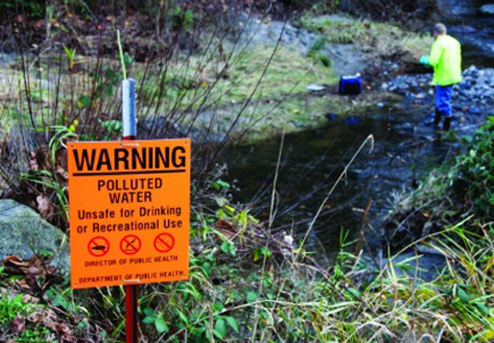Senate Votes this Week on Clean Water Act Amendment