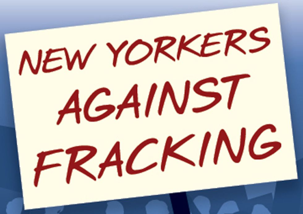 New Yorkers—Speak Out Against Fracking