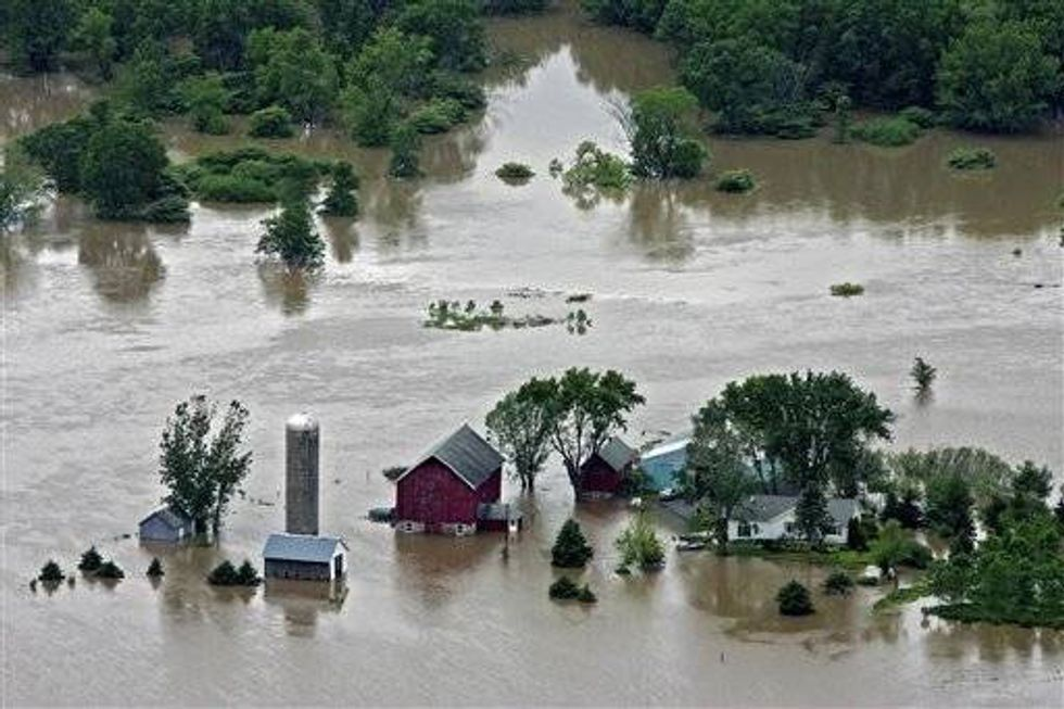 Crop Insurance Expansion without Climate Adaptation Poses Risks for Farmers