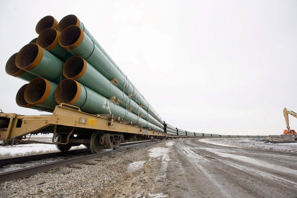 Mayors Voice Concern on Keystone XL Pipeline