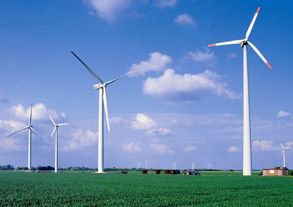 Urge Your Representative to Cosponsor Renewable Energy Grant