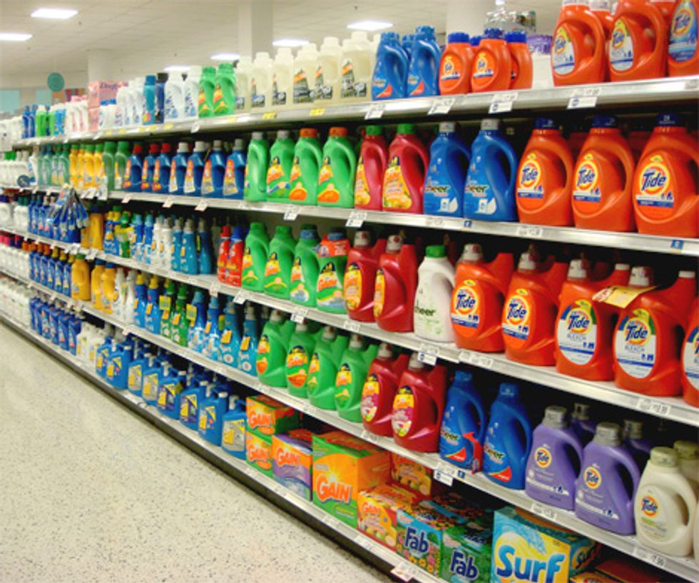 Report Reveals Hidden Chemicals in Common Household Cleaners