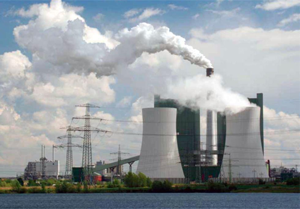 Power Plants Threaten Freshwater Resources