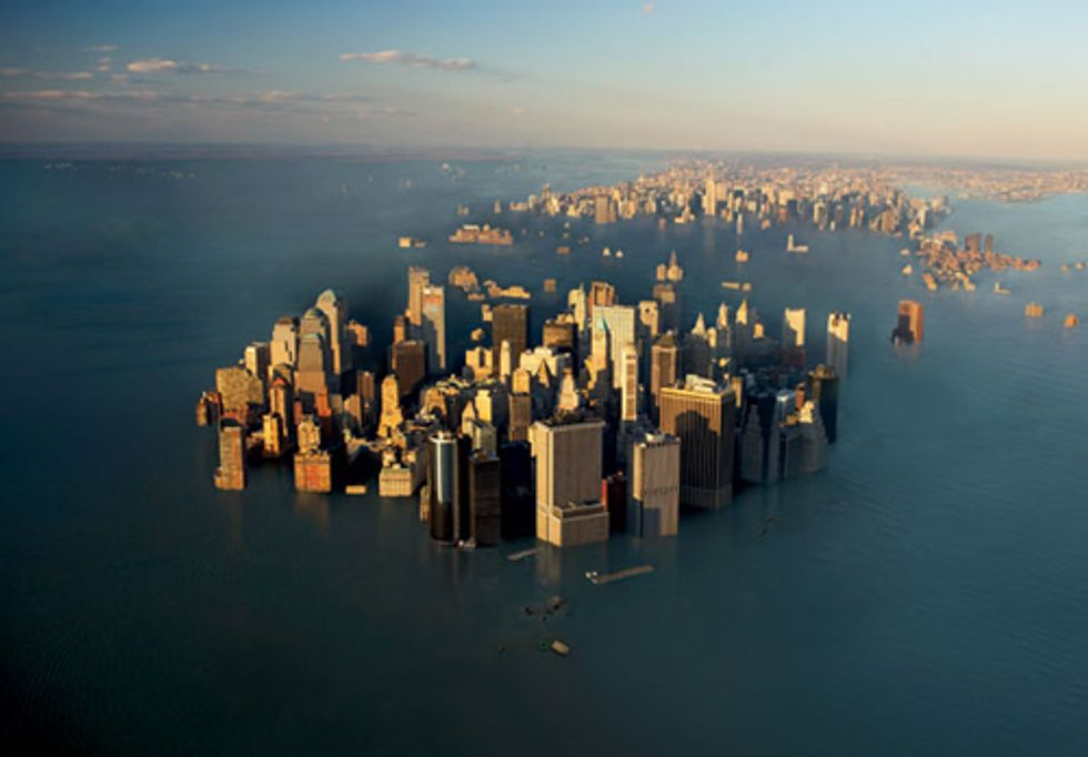 Five Takeaways from Report on Climate Change