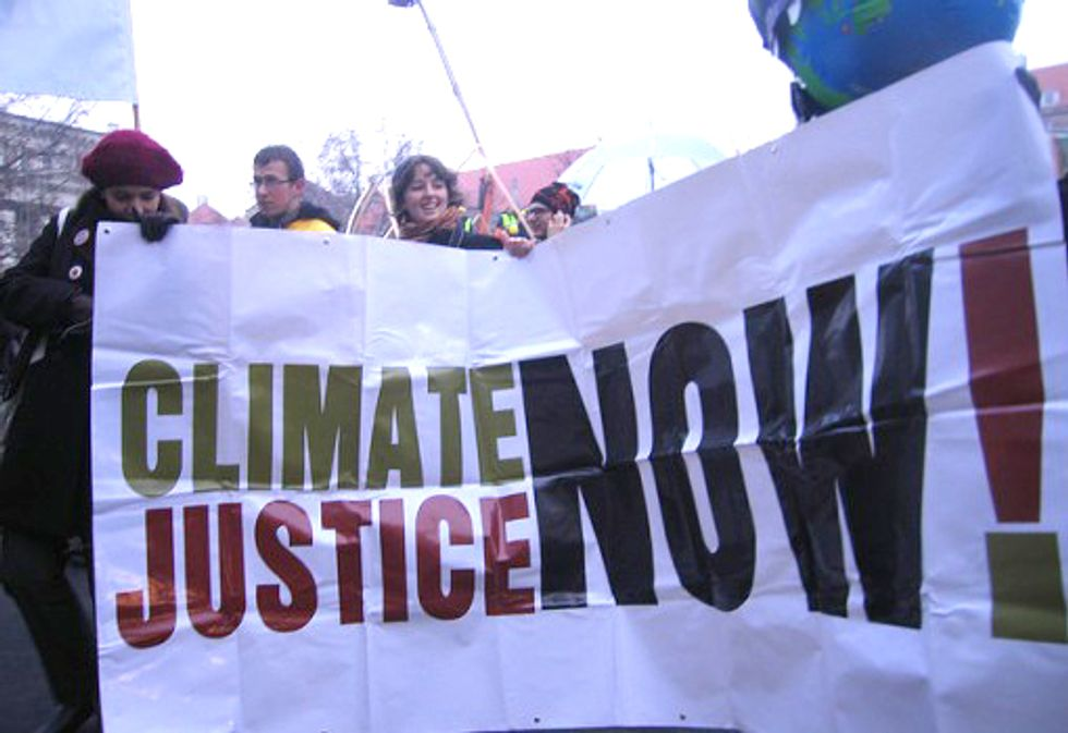 Groups Press Obama Administration for Bold Action at Climate Summit