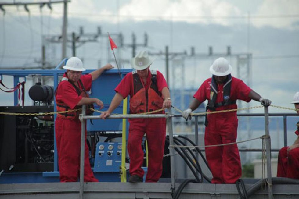 Chevron Faces Possible Brazil Drilling Ban