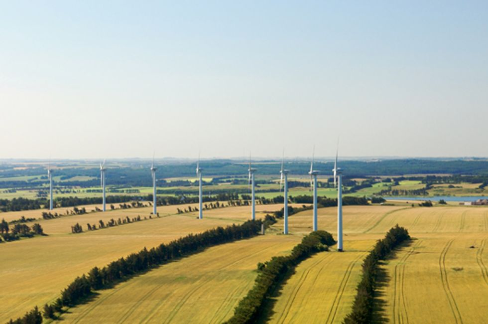 Europe's Renewable Energy Sector Poised for Huge Growth