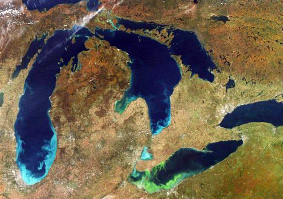 Lake Erie Toxic Algae Bloom Seen as Worst in Decades