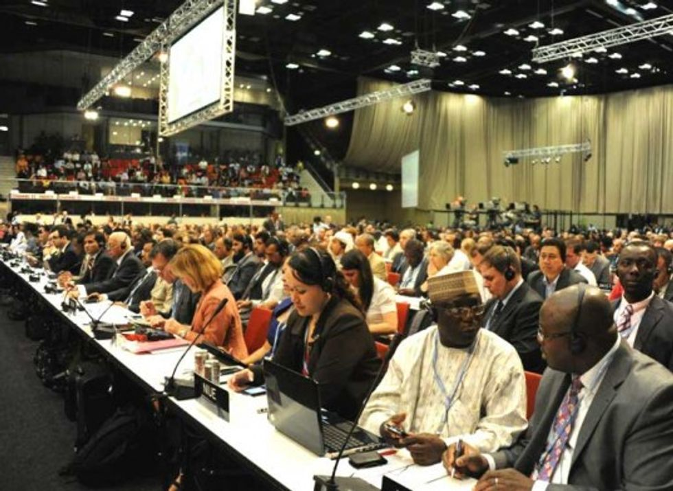 African Nations Show Leadership at Climate Talks