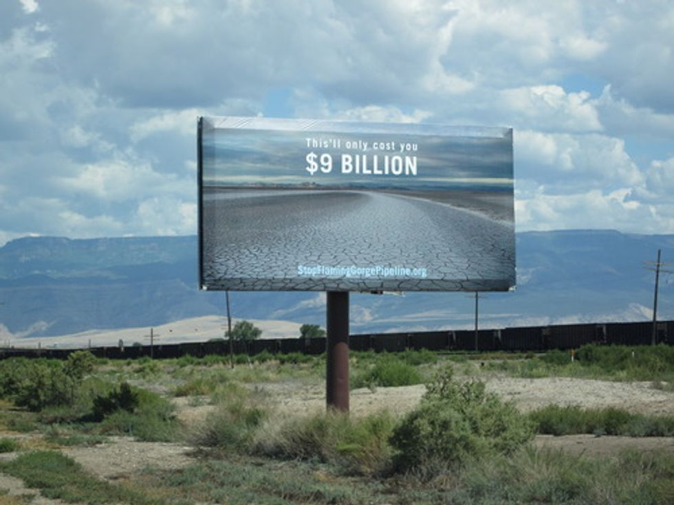 Say No to the Flaming Gorge Pipeline