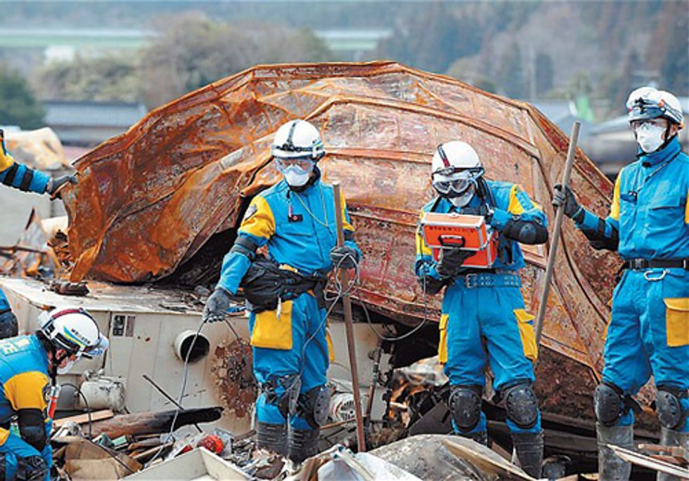 Incompetent Decontamination Effort Risking Health of Fukushima Residents