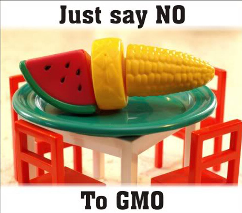 Ask Your Representative to Cosponsor the Genetically Engineered Food Right to Know Act