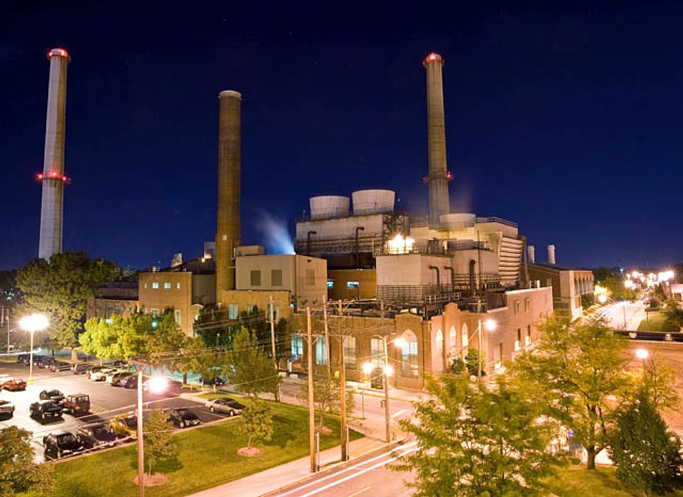 The Dirtiest Power Plants in the U.S.